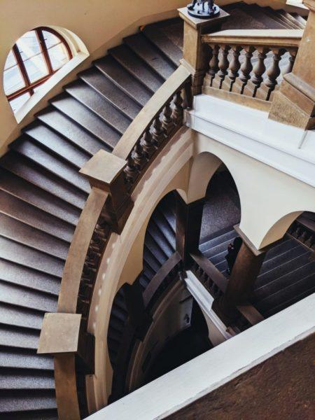 Stiegenhaus Reinigung